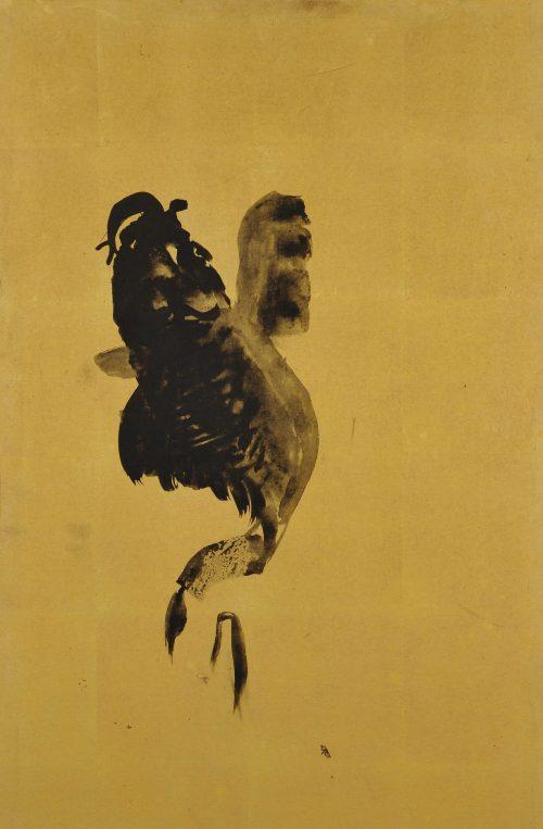 yamamoto-shunkyo-japanese-leaping-carp-painting